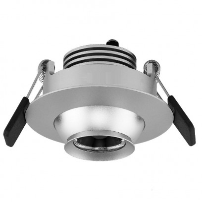 Zoomable  1w cabinet light