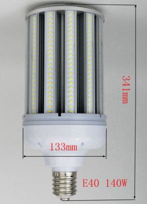 140W internal driver Corn light