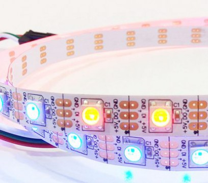 WS2812B 60LEDs full color